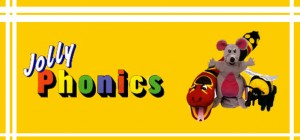 Jolly Phonics Logo