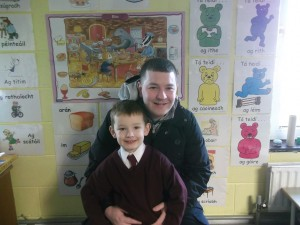 Cian and Eoin