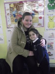 Gemma and Sara