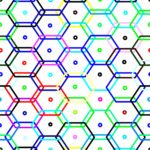 hexagon-shape